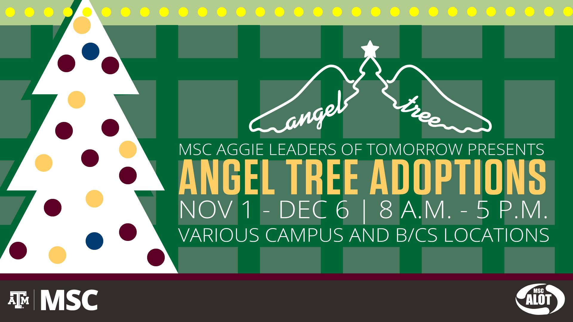 Angel Tree Adoptions