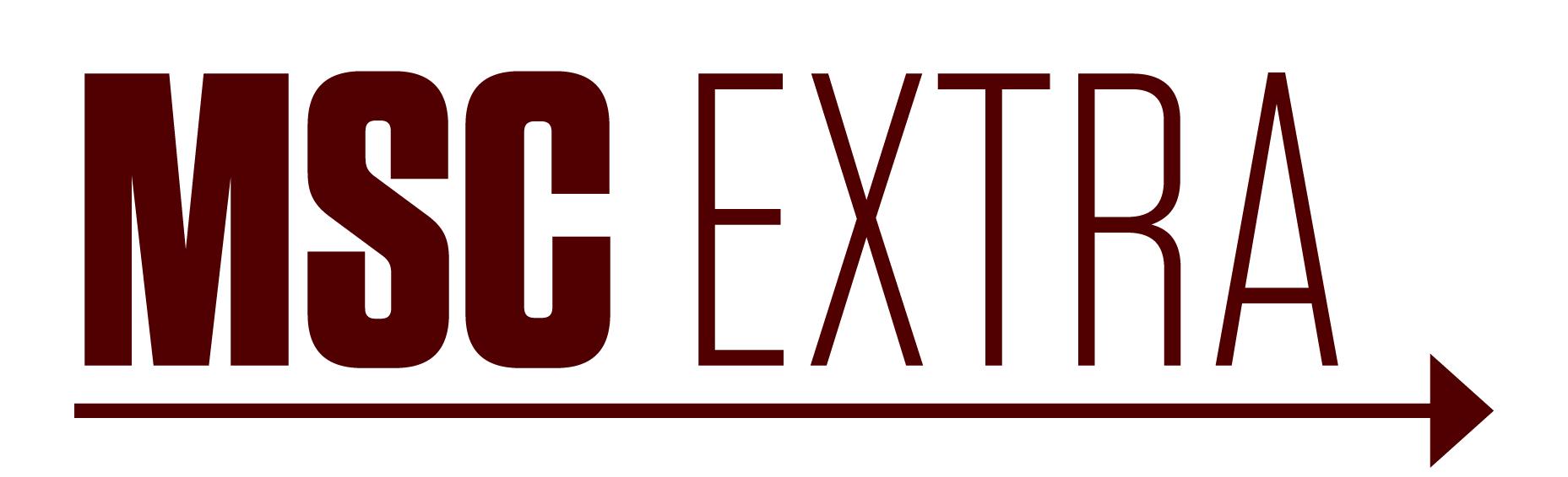 MSC Extra Logo